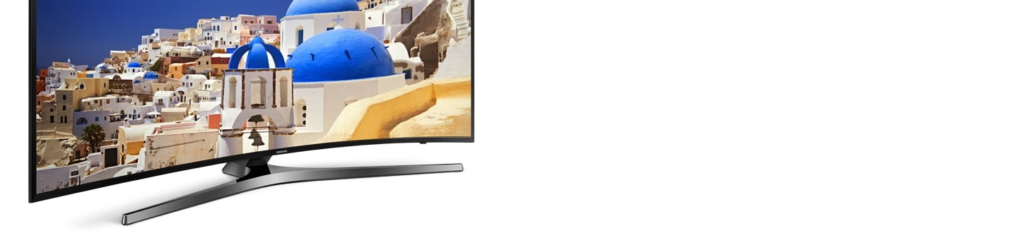 Smart TV incurvée Samsung UHD 4K