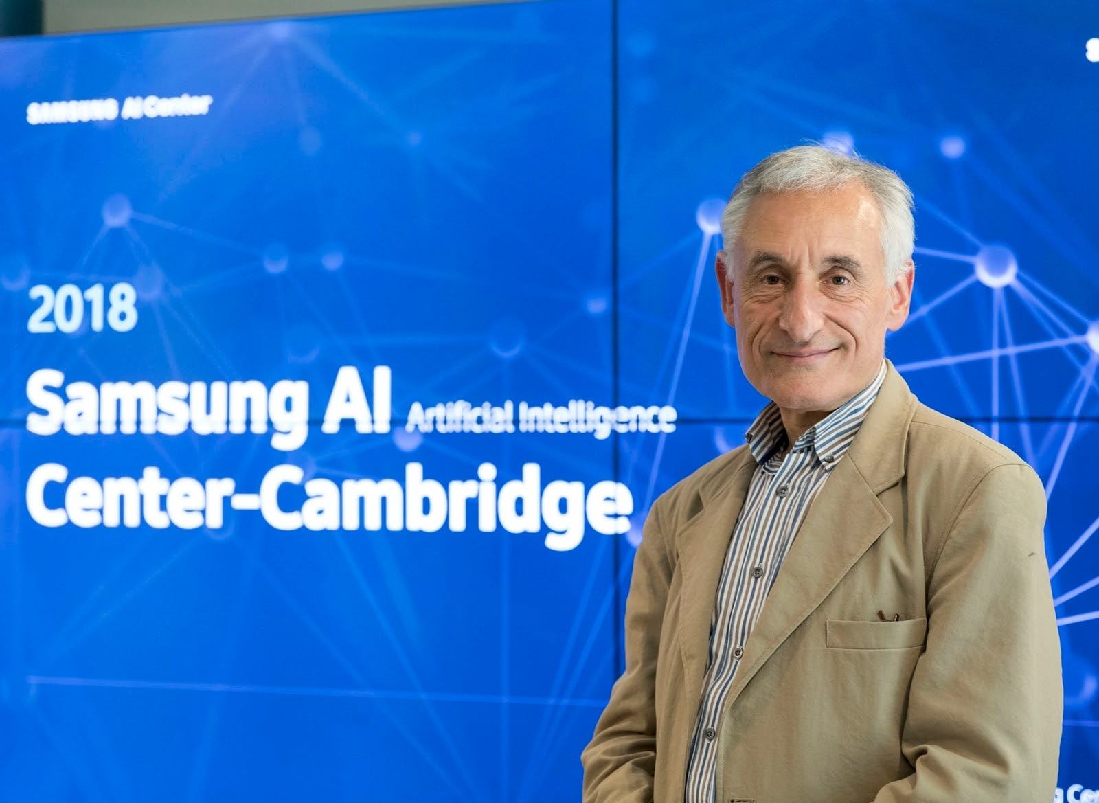 samsung AI center cambridge
