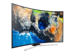 TV UHD 4K Curvo 55""