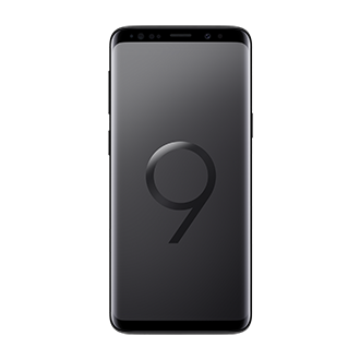 B2B HIGHLIGHT GalaxyS9 Front Black