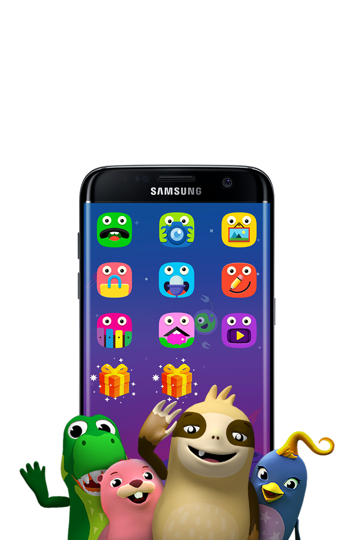 Kids Mode | Apps | Samsung Australia