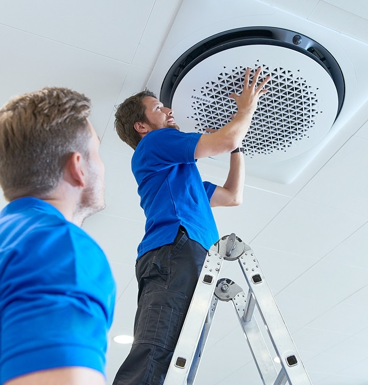 Samsung Air Conditioner Air Care Installer