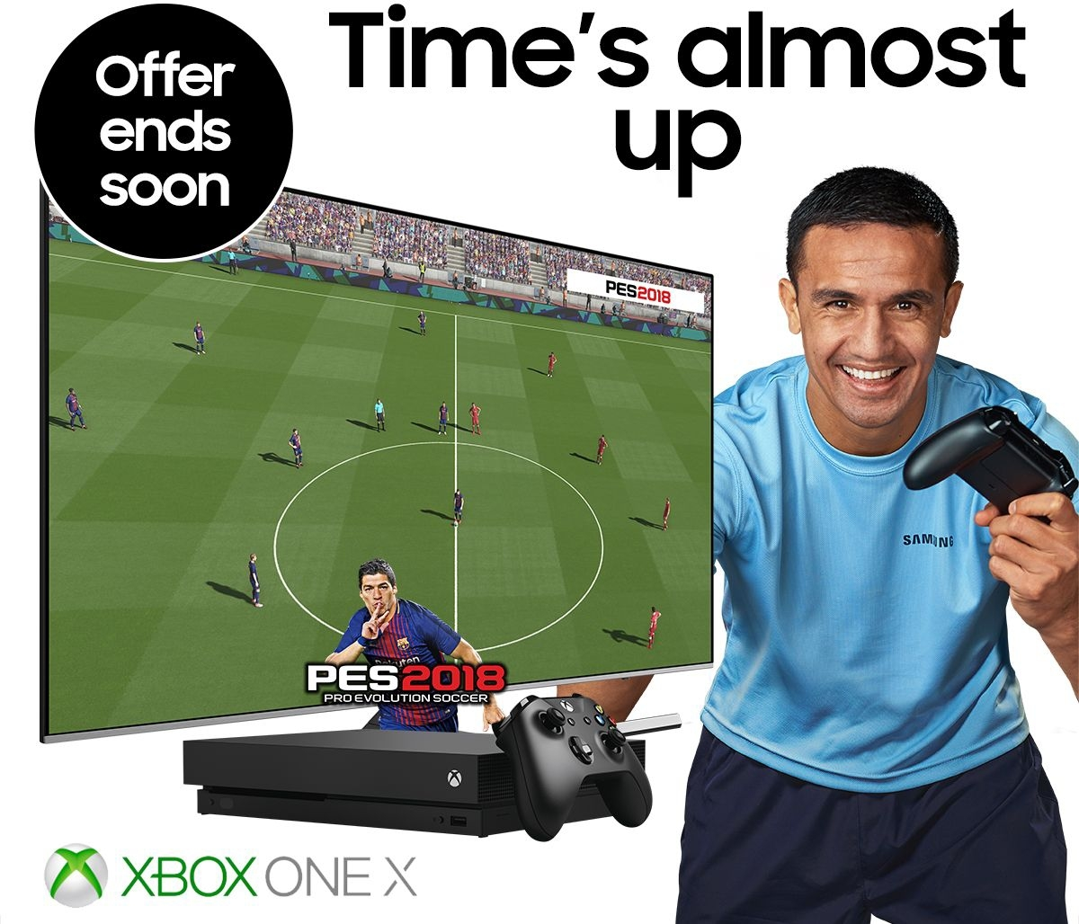 Time's almost up | Offer ends soon