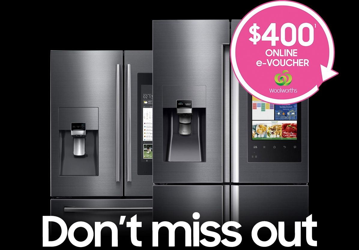 $400¹ ONLINE e‑VOUCHER WOOLWORTHS | Don't miss out