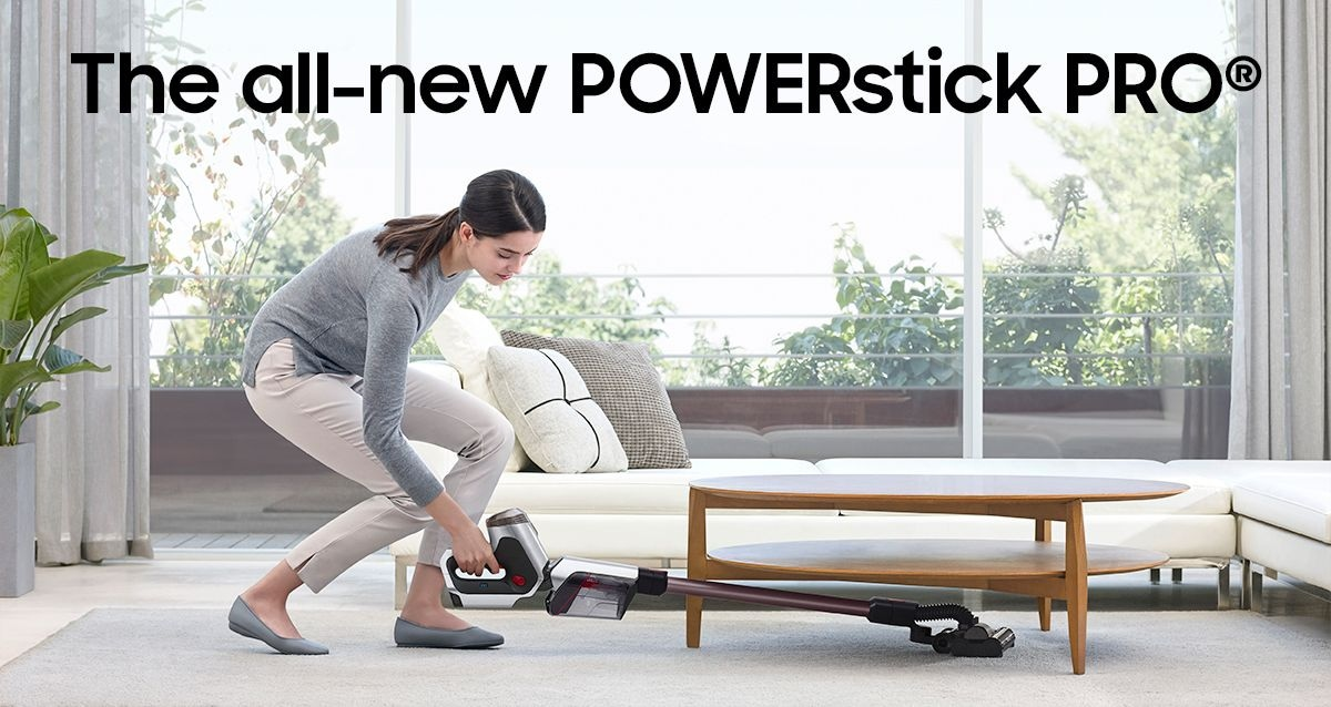 The all-new POWERstick PRO®