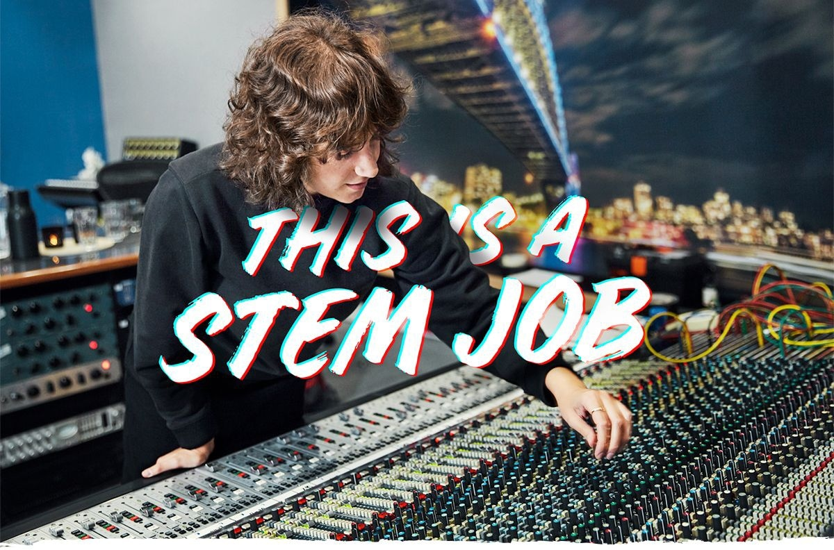THIS IS A STEM JOB