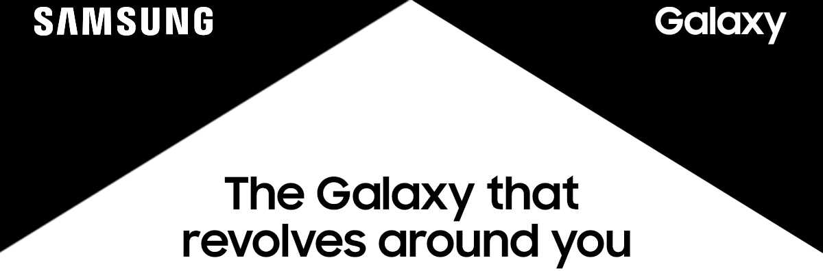 SAMSUNG Galaxy | The Galaxy that revolves around you