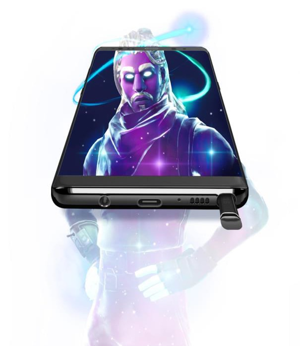 How To Get The Fortnite Galaxy Skin Samsung Support Australia