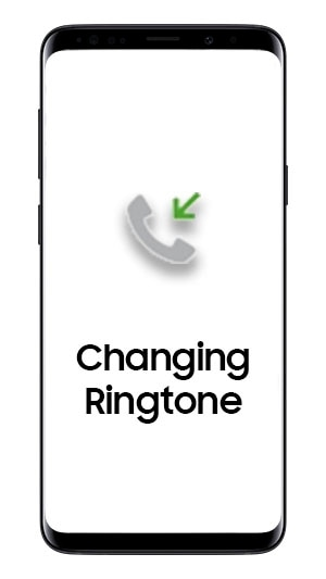 You can change the ringtone of your device via the settings. You can also add a custom ringtone like your favourire to the list.