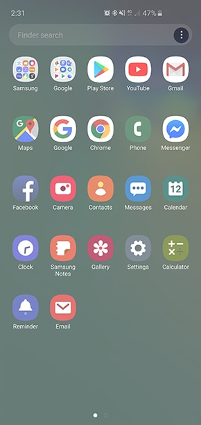 How do I sort my Apps Menu on my Samsung phone? | Samsung