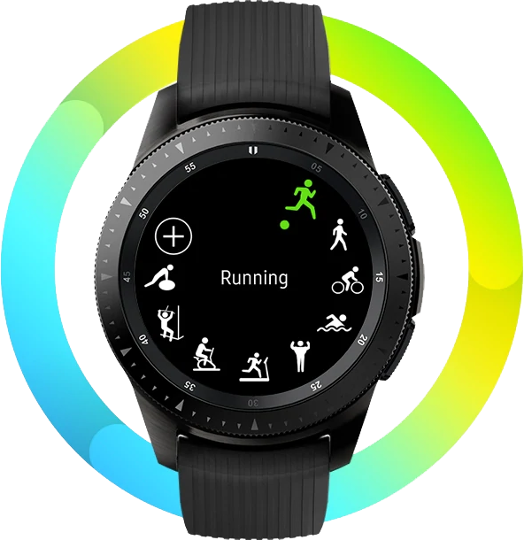 samsung finish what you start - galaxy watch track your progress