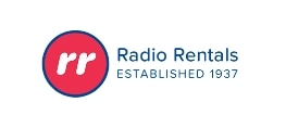 Ambient mode image feature iconImage of participating retailer icon - Radio Rentals