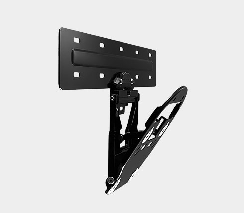 A Side view of Wall mount kit.