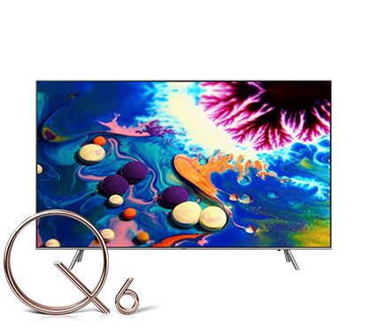 Image of Q6 QLED TV
