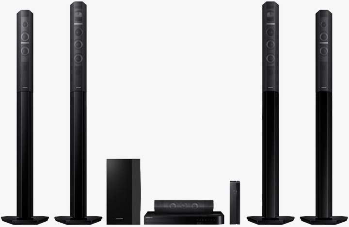 Image of Samsung Home Theatre System
