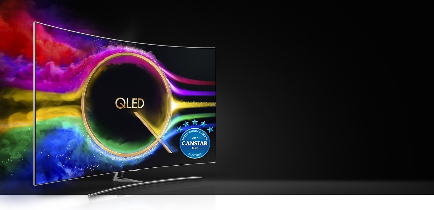 Image of QLED TV