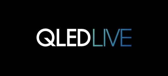 Image of QLED Live event