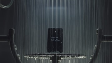 Samsung Galaxy: Water Resistance Tested