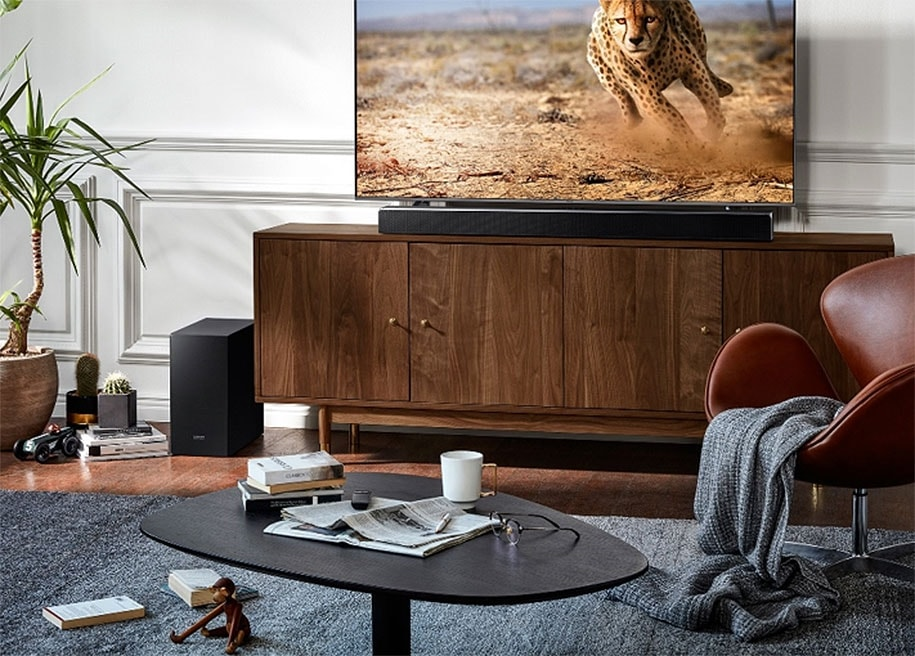 N950 first Samsung soundbar to deliver Australian homes a 7.1.4 cinematic sound
