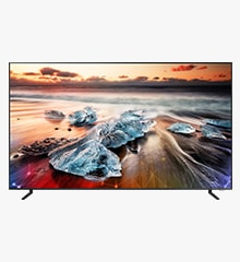 Samsung Super Big TVs- 98 inch large screen (Q900R Series)