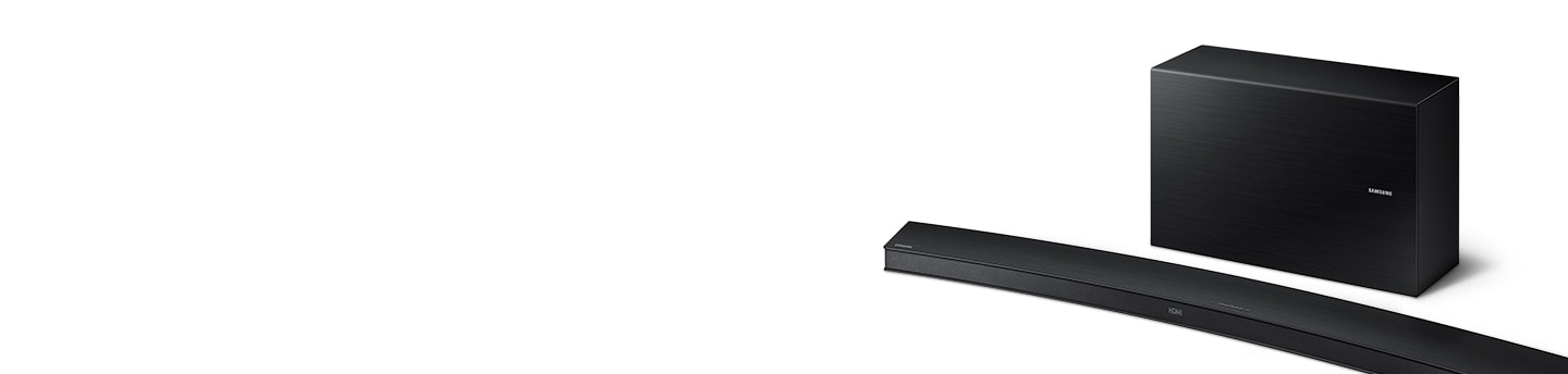 Samsung wireless soundbar