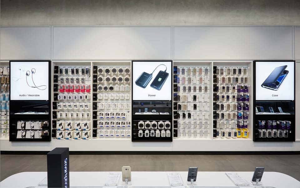 Samsung Experience Store foto