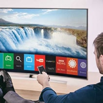 Samsung Smart TV apps, les plus populaires
