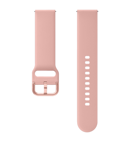Bracelet sport Pink pour Galaxy Watch Active2