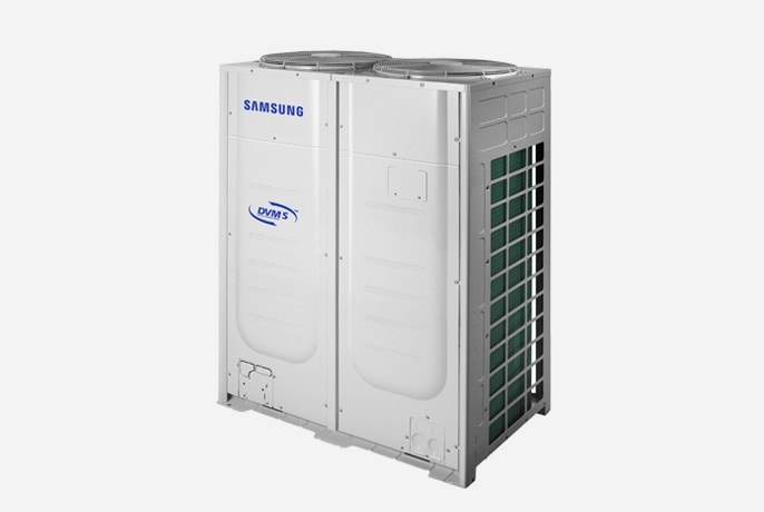 Модул VRF DVM S на климатиците на Samsung Climate Air Care