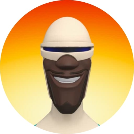 Frozone from The Incredible