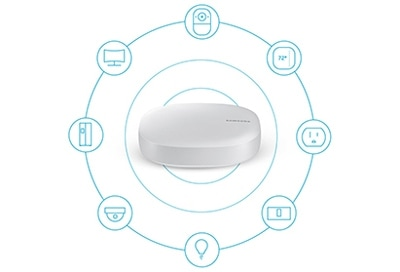 Use Connect Home as a SmartThings Hub 1