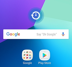 Galaxy J3 Prime - How do I change the wallpaper on my Samsung Galaxy J3 Prime (SM-J327W)?