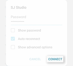 Galaxy J3 Prime - How do I connect to Wi-Fi on my Samsung Galaxy J3 Prime (SM-J327W)?