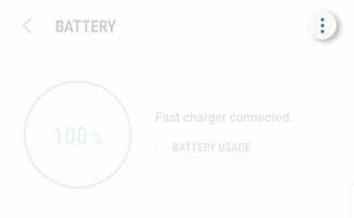 Galaxy S9+ - How do I charge my Samsung Galaxy S9+ (SM-G965W)?