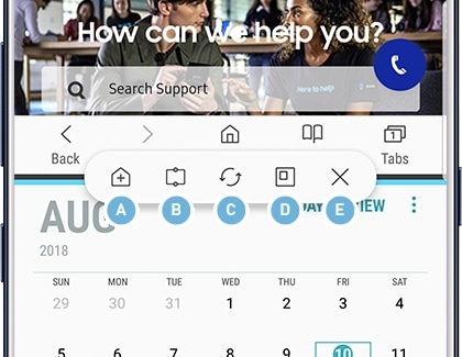 Galaxy Note9 - Multi-Task With Multi Window (SM-N960W