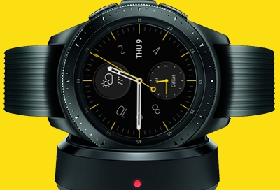 Galaxy Watch - Charge Your Watch (SM-R800 & SM-R810)