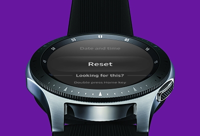 Galaxy Watch - Factory Reset Your Watch (SM-R800 & SM-R810