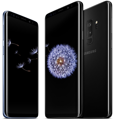 Difference between the Galaxy S9 (SM-G960W) and the Galaxy S9+ (SM