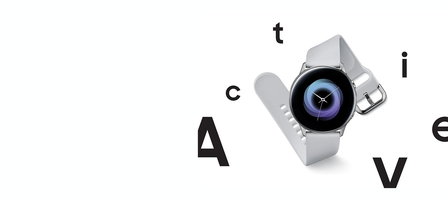 Gear Up with Galaxy Watch