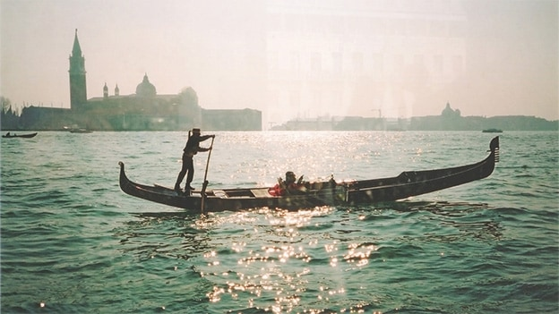 Guy Sargent The Gondola, Venice (1999)
