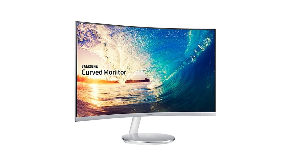 Curved Monitor CF591