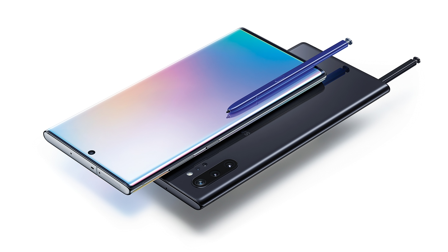 Galaxy Note10 + launch promotion