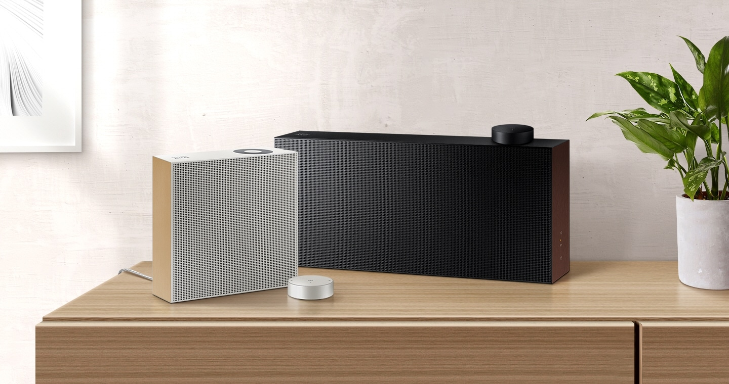 Samsung Wireless Audio Speaker VL550/VL350