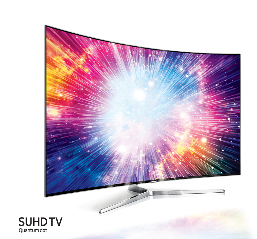 Samsung SUHD TV mit Quantum dot Display
