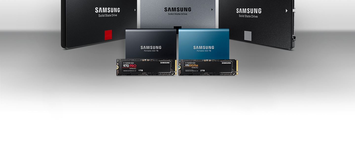 Disques durs SSD Samsung