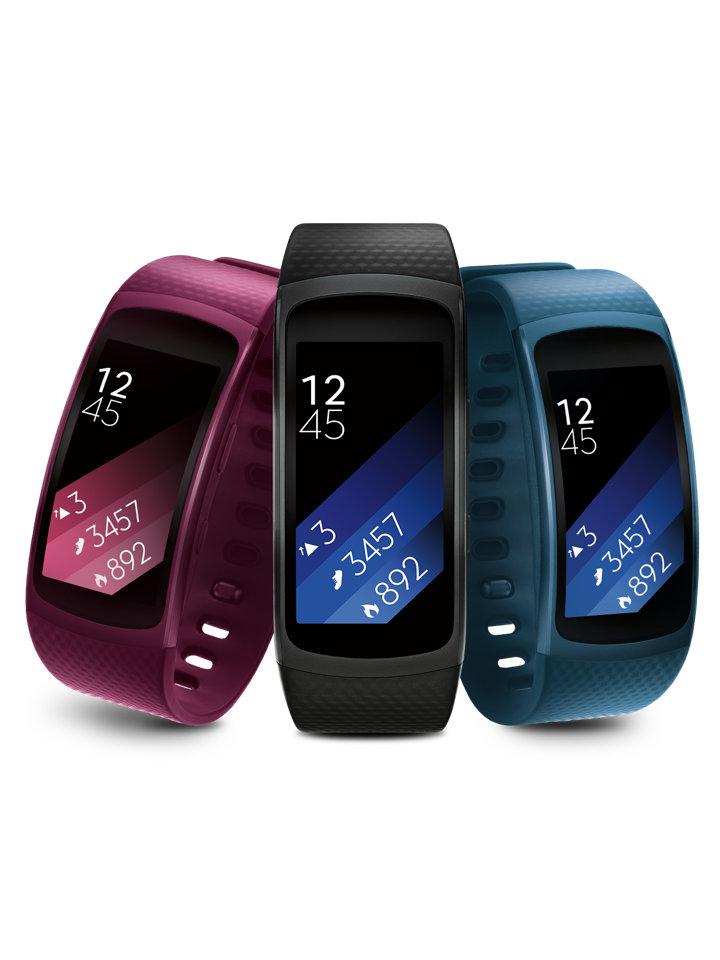 Pulsera Fitness Inteligente Gear Fit 2