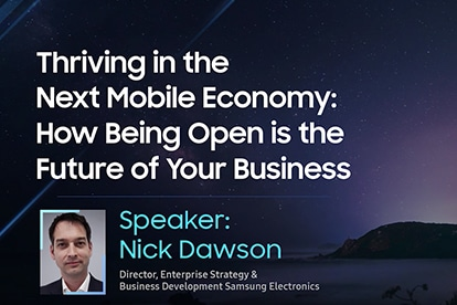 Thriving in the Next Mobile Economy