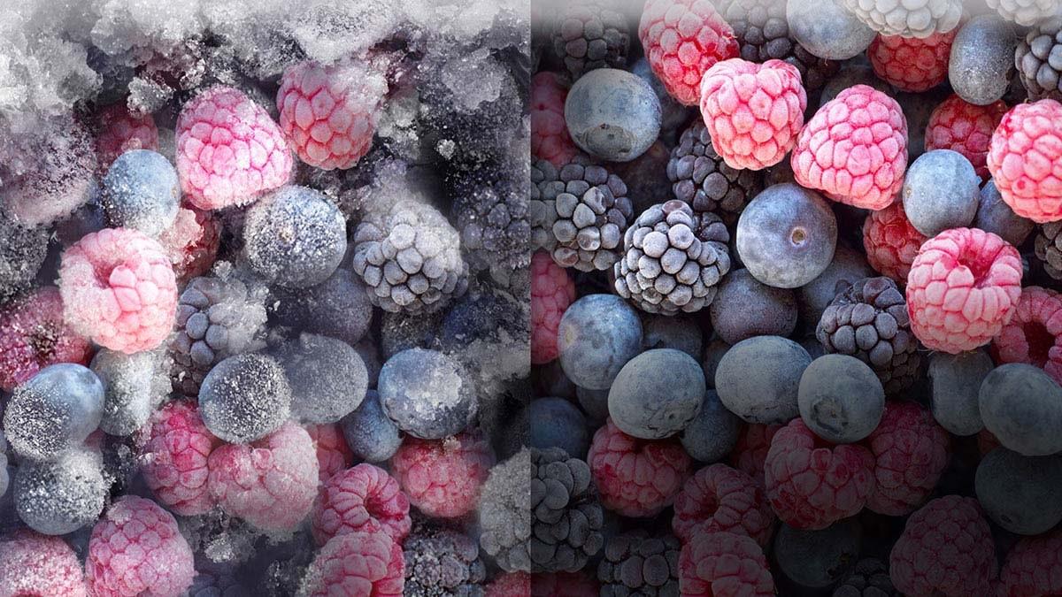 Kühlschrank Nofrost : No frost im kühlschrank samsung de