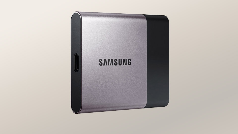 Portable SSD T3
