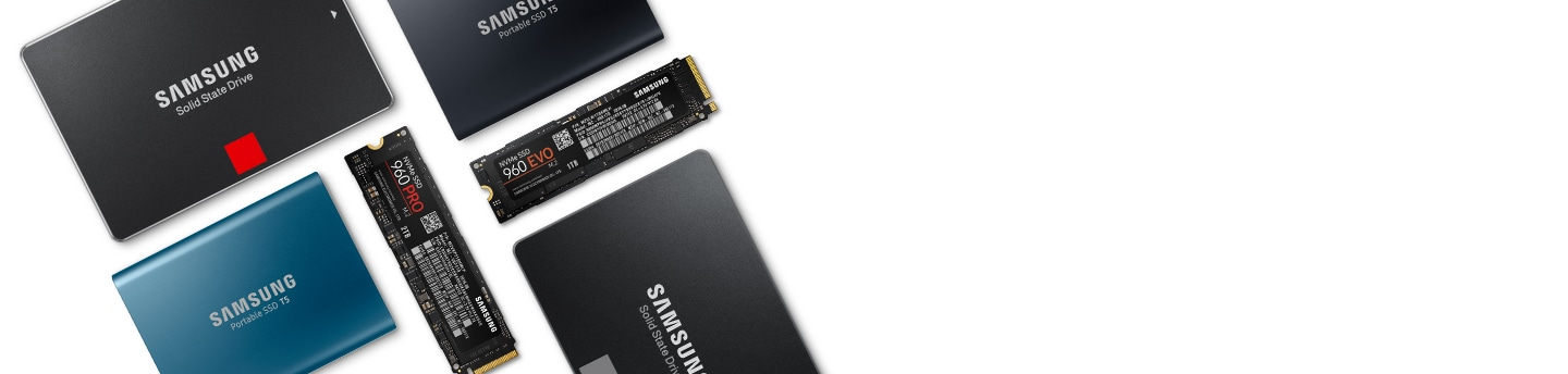 Disques durs SSD (Solid State Drives) Samsung